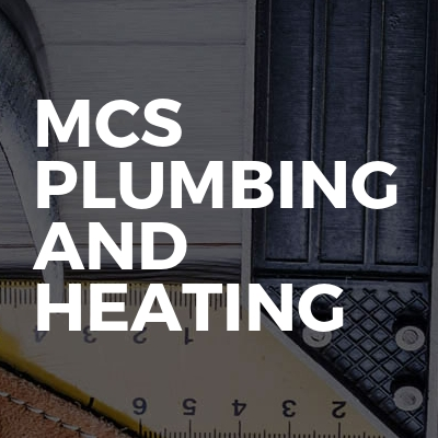 Mcs plumbing and heating