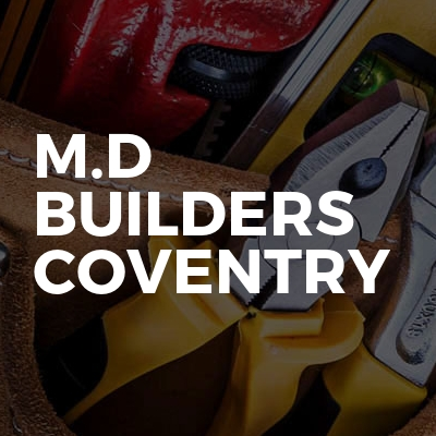 M.D Builders Coventry