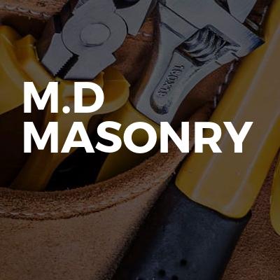 M.d masonry