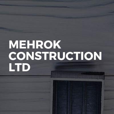 Mehrok Construction Ltd