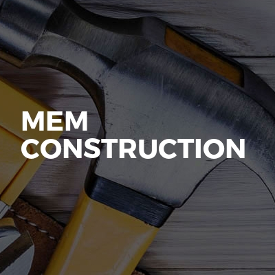 MEM Construction