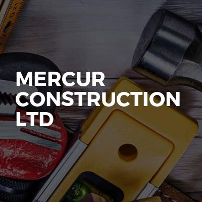 Mercur Construction LTD