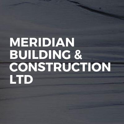 Meridian Building & Construction ltd