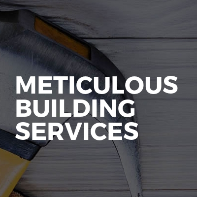 Meticulous Building Services