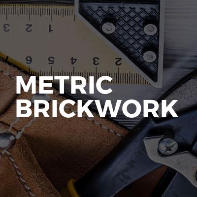 Metric brickwork