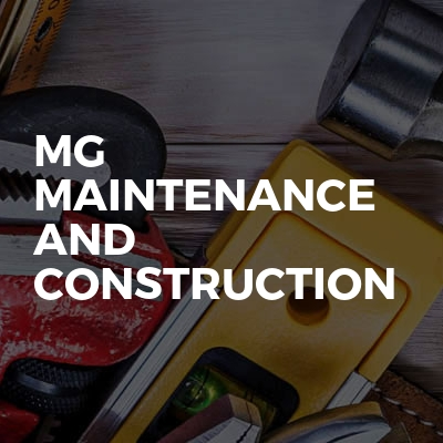 Mg Maintenance And Construction