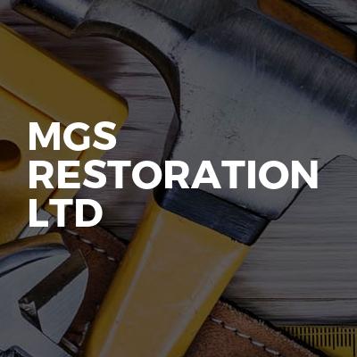 MGS Restoration Ltd