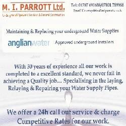 MI Parrott Ltd