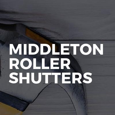 Middleton Roller Shutters