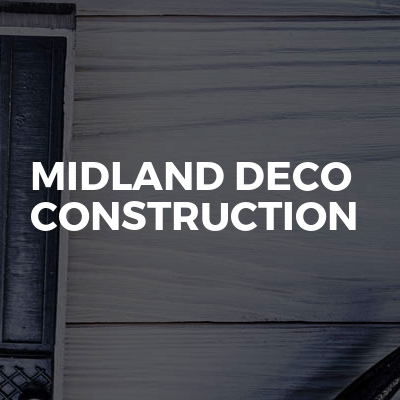 midland deco construction