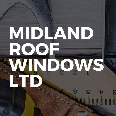 Midland roof windows