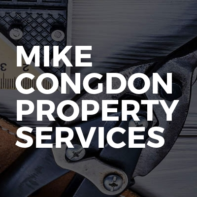Mike congdon property services