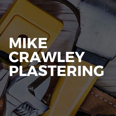 Mike Crawley plastering