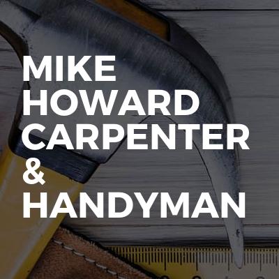 Mike Howard Carpenter & Handyman