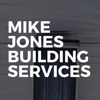 Mike Jones building services