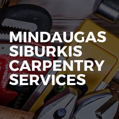 Mindaugas Siburkis Carpentry Services