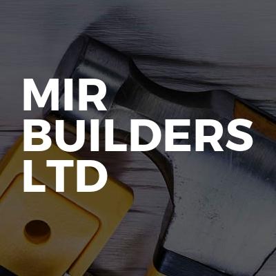 MIR builders ltd