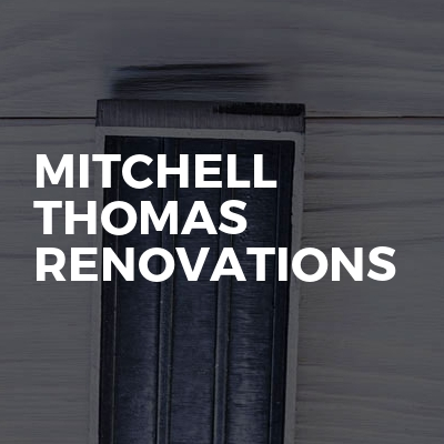 Mitchell Thomas Renovations