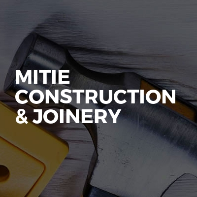 Mitie construction & joinery
