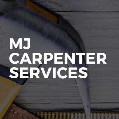 Mj carpenter services