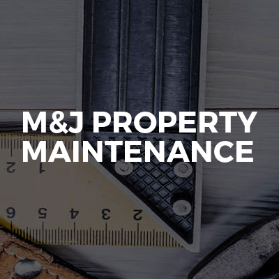 M&J Property Maintenance