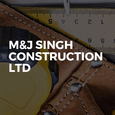 M&j singh construction ltd