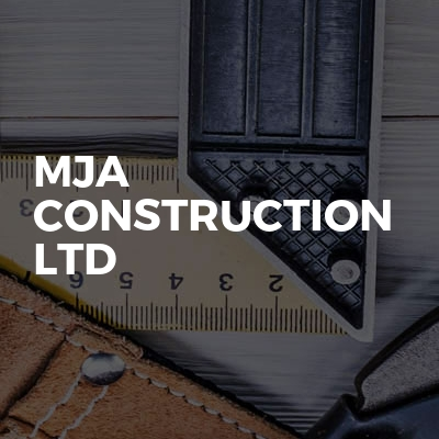 MJA CONSTRUCTION LTD