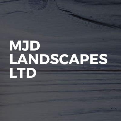 MJD Landscapes Ltd