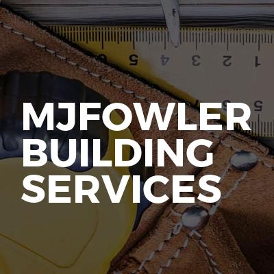 Mjfowler building services