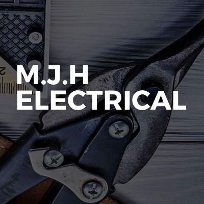 M.J.H Electrical