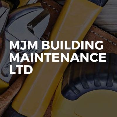 Mjm Building Maintenance Ltd