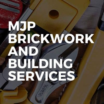 MJP BRICKWORK AND BUILDING SERVICES