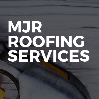 Mjr Roofing Services