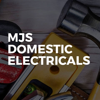 MJS Domestic Electricals