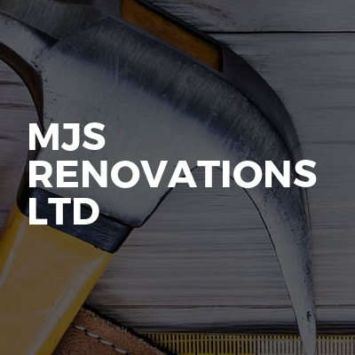 Mjs renovations ltd