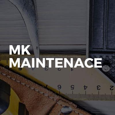 Mk Maintenace