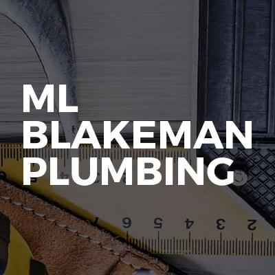 ML Blakeman Plumbing