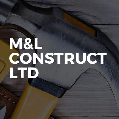 M&L Construct LTD