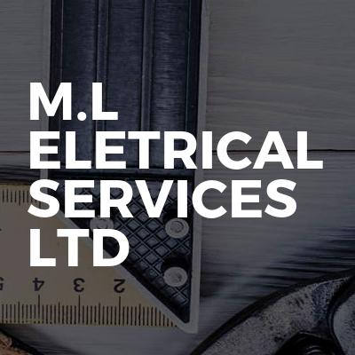 M.L eletrical services ltd
