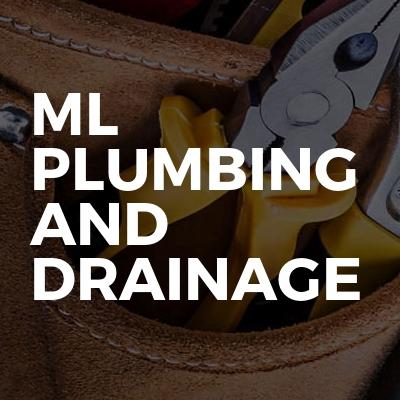 ML Plumbing and Drainage