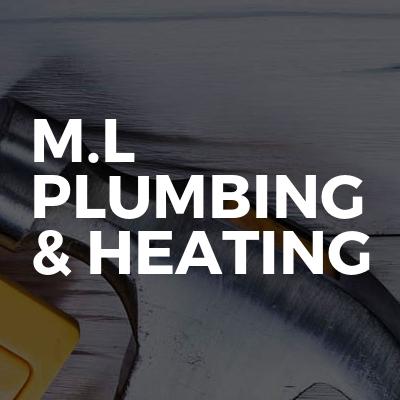 M.L Plumbing & Heating