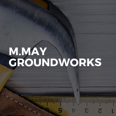 M.may Groundworks