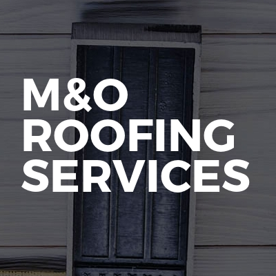 m&o roofing services