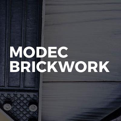MODEC Brickwork