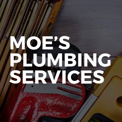 Moe's Plumbing Services