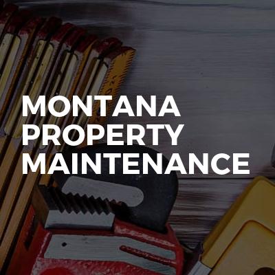 Montana Property Maintenance