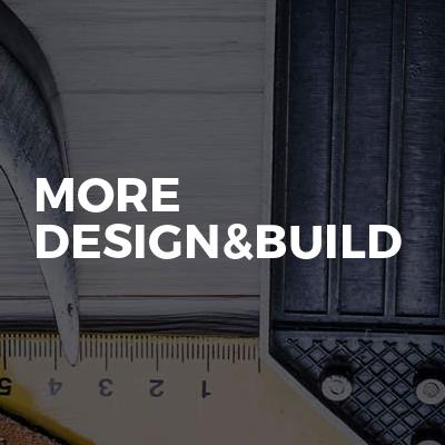 More Design&Build