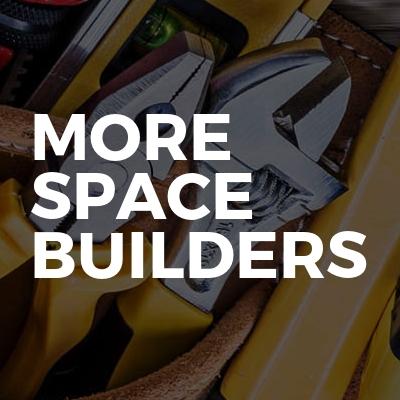 More Space Builders