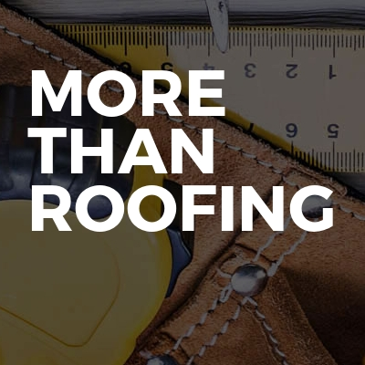 More than roofing