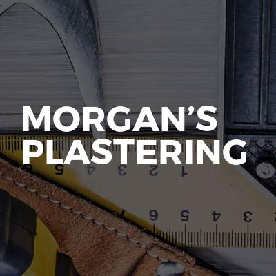 Morgan's plastering